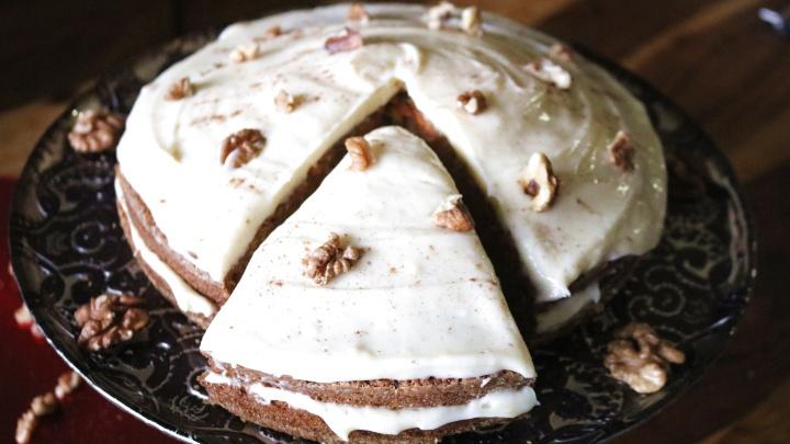 CARROT CAKE // Lemoderne